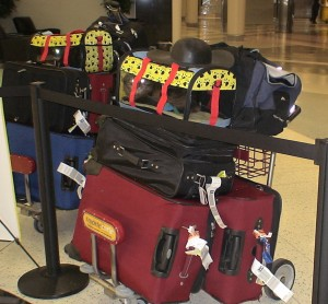 Traveling light with Healing FUSION