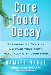 Cure Teeth Naturally Book Cover